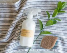 Combat Grease and Dirt With This Super DIY Multi-Purpose Cleaner