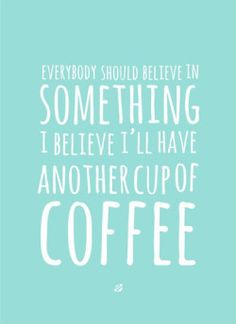 Coffee Quotes | ColdCoffeeInAyellowCup