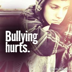 Bullying hurts! Tips for kids and parents: http://kidsmakingchange.com/ways-to-prevent-bullying-for-kids/