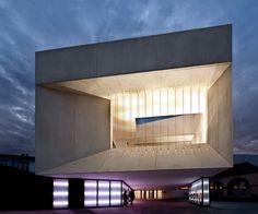 Almonte Theatre in Huelva by Donaire Arquitectos