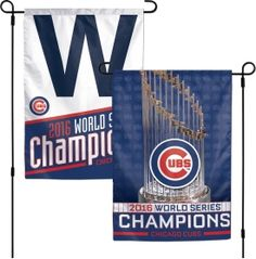 Chicago Cubs Garden Flag Gardens Chicago and Products