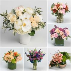 Spring Bouquets