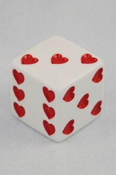 """""""I roll the dice. I take chances."""" """"You haven't taken a risk once in your life."""""""