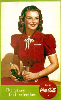 Coke 1939 Coca Cola Poster, Coca Cola Ad, Always Coca Cola, World Of Coca Cola, Poster Ads, Vintage Advertisements, Vintage Ads, Vintage Images, Vintage Posters