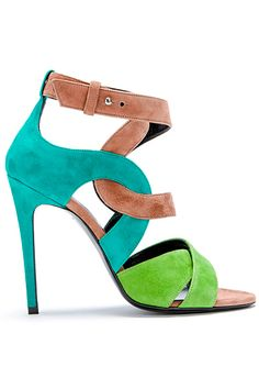 Barbara Bui - Shoes Second - 2013 Spring-Summer
