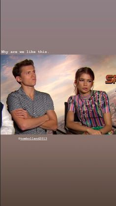 And finally, when Zendaya revealed their hilarious natural state whenever they're together: 16 Times Zendaya And Tom Holland Were So Cute On Social Media Tom Parker, Tom Holland Peter Parker, Marvel Funny, Marvel Memes, Spiderman Cast, Tom Holland Zendaya, Gay Comics, Tommy Boy, Zendaya Coleman