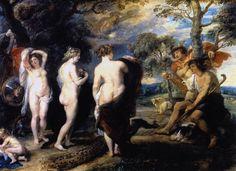 Η απόφαση του Πάρη. (1636)
