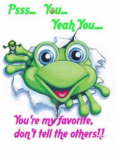 Frog face poking through Funny Frogs, Cute Frogs, Frog Pictures, Cute Pictures, Frog Pics, Frosch Illustration, Benfica Wallpaper, Frog Quotes, Frog Drawing