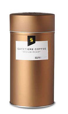 Selfridges Coffee Packaging