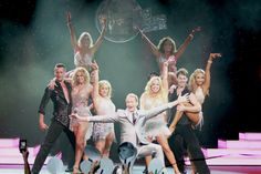 Holland America has much success with its Dancing with the Stars at Sea program.  http://www.kingsbridgetravel.com/blog/specialinterest-travel/