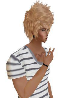 Captured Inside IMVU - Join the Fun! Virtual World, Virtual Reality, Imvu, Avatar, Join, Fictional Characters, Fantasy Characters