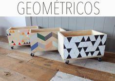 São peças coloridas e o legal é que dá pra alterar a composição das peças. Junta, separa ou gira os blocos personalizando o seu móvel. Infinitas possibilidades e em todos ambientes da casa.