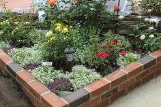 garden idea. pretty