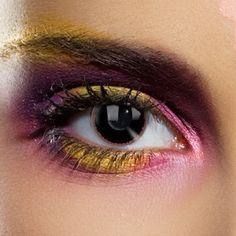 6d99839e58b Color Vision Hell Raiser Contact Lenses
