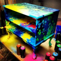 How to Decorate Your Home with Graffiti Art 6
