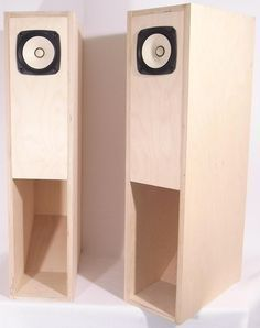 DIY Audio Projects - Hi-Fi Blog for DIY Audiophiles: BK-12m Folded Horn Kit - Fostex FE126En