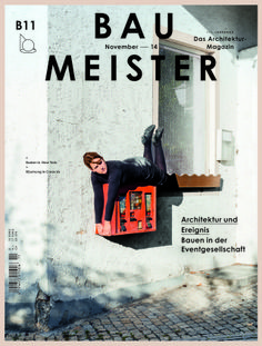 Creative Typography, Bau, Meister, Munich, and Allemagne image ideas & inspiration on Designspiration Magazine Design Inspiration, Magazine Cover Design, Graphic Design Inspiration, Magazine Covers, Typography Layout, Creative Typography, Graphic Design Typography, Book Design Layout, Print Layout