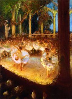 The Ballet - Gaston La Touche