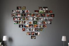 for a larger view Picture Wall, Photo Wall, Collages, Group Pictures, Amazing Photography, Free Images, Room Decor, Frame, Larger