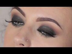 Smoky Eye How To with the Lavish Kit by Anastasia