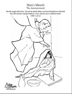 Cain And Abel Coloring Page Script And Bible Story