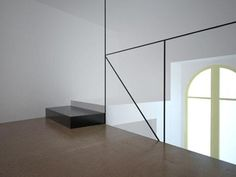 """""""Interior with stairs"""" Arflex Milanoby  2009 by Francesco Librizzi + Matilde Cassani"""