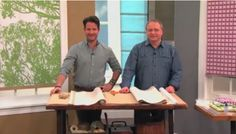 Nate Berkus instructions for cheap vinyl roller shades