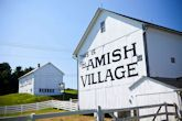 Amish Village 199 Hartman Bridge Road (Route 896), Ronks (Strasburg), PA 17572, 717-687-8511 Experience the Amish way of life! After a guided tour of our 1840 farmhouse, stroll throughout the scenic 12-acre grounds. Explore a one-room schoolhouse, barn with farm animals, and Smokehouse Food Market. Meet and mingle with Amish staff. Then discover the breathtaking countryside through our Backroads Bus Tour.   Visit website