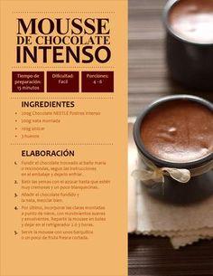ISSUU - Recetas rápidas de la Pastelería de mcsantos Dominican Food, Dominican Recipes, Cocoa Chocolate, Make It Simple, Cake Recipes, Bakery, Good Food, Cooking, Ethnic Recipes