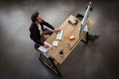 Espace de travail optimisé et agréable // Flipboard Premium by Will & Walt