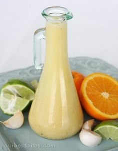 Honey-Citrus Vinaigrette