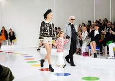 Chanel shows Cruise collection in Seoul [VIDEO] #thatdope #sneakers #luxury #dope #fashion #trending