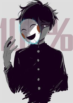 Mob Psycho 100 | Kageyama Shigeo