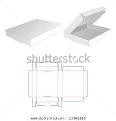 Die-cut package box