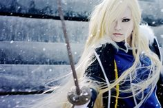 Olivier Armstrong - FMA
