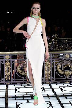 Atelier Versace: Paris Haute Couture Spring 2013.