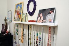 20 Ways to Use IKEA's RIBBA Picture Ledges All Over the House