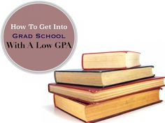 Which GPA does graduate schools look at?
