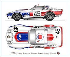 1972 Corvette ZL1/L88 by Paul VanHest