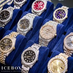 Stylish Watches, Luxury Watches For Men, Mens Gold Jewelry, Mens Jewellery, Diamond Grillz, Rapper Jewelry, Used Rolex, Apple Watch Accessories, Expensive Jewelry