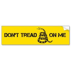 don t tread on me flag picture