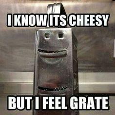 I feel Grate!