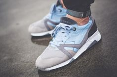 outlet store 3ea98 8d98e Diadora is giving competitor sneaker brands a run for their money with this  latest for Spring Summer 2015 alongside Berlin-based retailer Solebox.