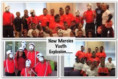 CodeRED - June 2013 / Youth Explosion Ministry In Motion - Youth Worship & Arts