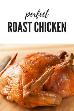Few can resist the succulent, juicy meat and crispy, golden skin of a perfectly roasted chicken. Here's a basic, practically no-fail recipe that's sure to become a family favorite.  #recipe #cooking #dartagnanfoods