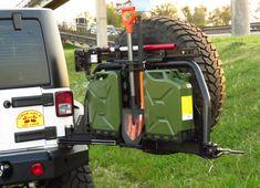 Para-choque traseiro Wrangler JK - modelo 3
