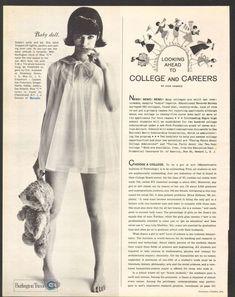 Baby Doll Pajamas, Baby Doll Nighties, Baby Dolls, Satin Pajamas, Sixties Fashion, Retro Fashion, Vintage Fashion, Jolie Lingerie, Bra Lingerie