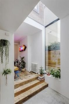4 bedroom semi-detached house for sale in Upper Walthamstow Road, Walthamtow, London, - Rightmove. House Extension Design, Glass Extension, House Design, Extension Ideas, Porch Extension, Rear Extension, Kitchen Diner Extension, Open Plan Kitchen, House Extensions