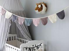 Finaste vimpeln till barnrummet! Baby, Baby Humor, Infant, Babies, Babys