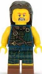 Lego Connor McLeod, Highlander (!)